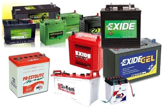 Inverter Battery – Price and Features