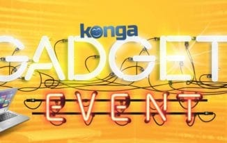 Konga Gadget Event: Biggest Gadget Sales of 2016