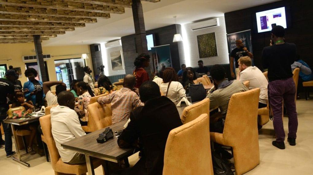 NairaBox Launch Audience Photo