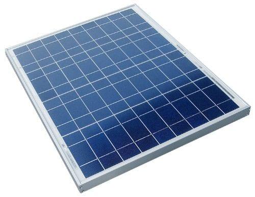 Polycrystalline Solar Panel Image