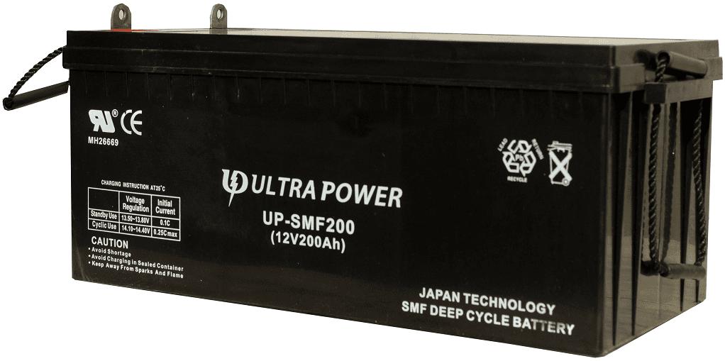 SMF Deep Cycle Battery Image
