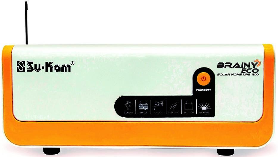 Sukam Brainy Eco Solar Inverter Image