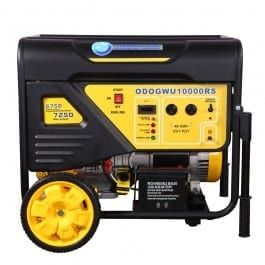 Thermocool Odogwu Max Generator 10000Rs 6.75KVA Price & Specs