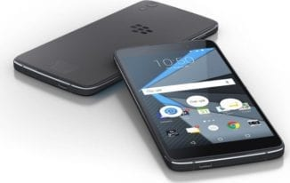 BlackBerry DTEK50 Specs & Price