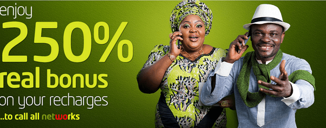 Enjoy more Talk Time with Etisalat Super Recharge 'Realbonus
