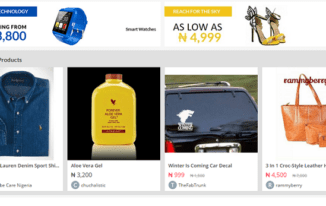 Jumia Market Online Marketplace Overview