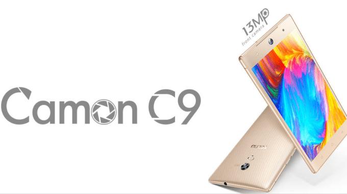 Tecno Camon C9 Specs & Price