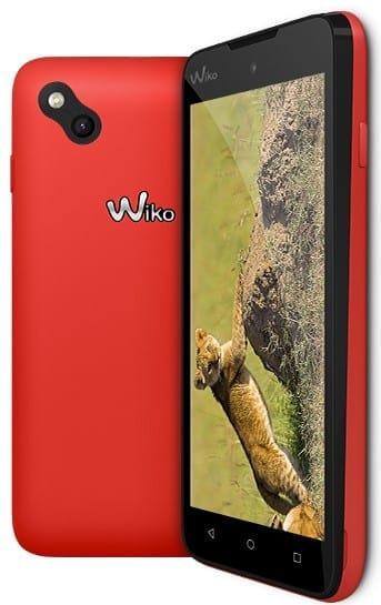 Wiko Sunny Red