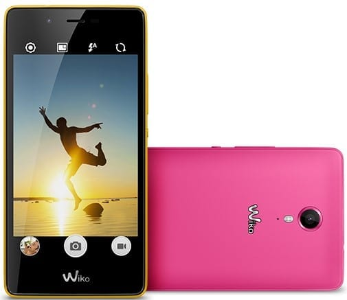Wiko Tommy Camera