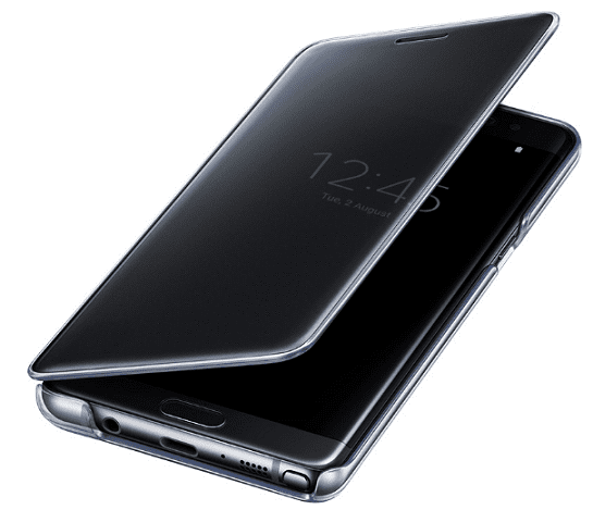 Galaxy Note 7 Clear View Cover