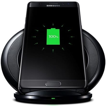 Galaxy Note 7 Fast Wireless Charger