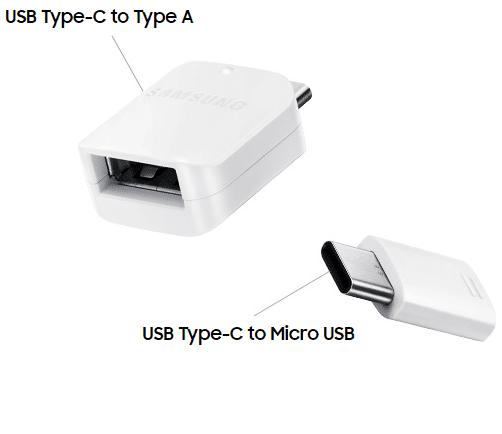 Samsung Galaxy Note7 USB Adapter