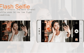 Beauty Lies in the Eye of the Gionee F103 Pro