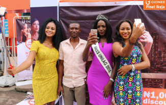 Gionee F103 Pro Pan-Nigeria Pre-Order Campaign was a massive Success