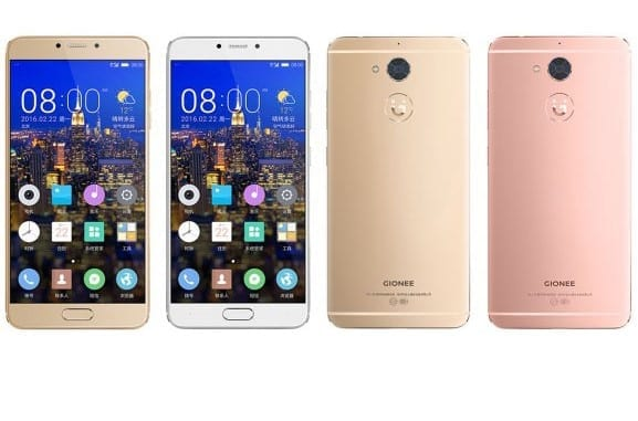 Gionee S6 Pro Featured