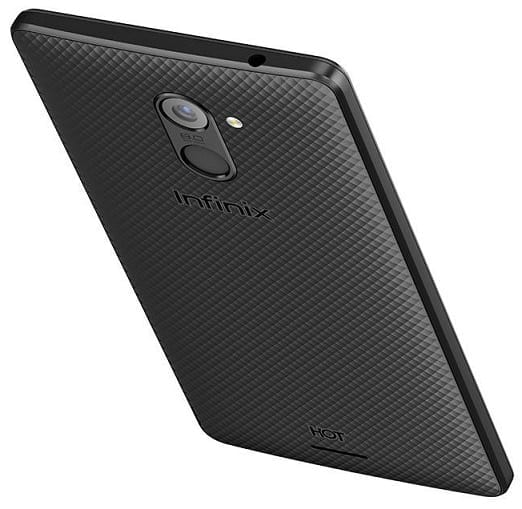 Infinix Hot 4 Rear
