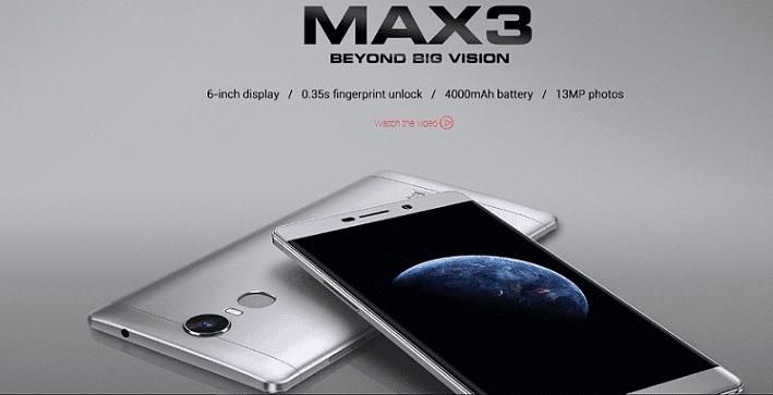 Innjoo Max 3 Featured