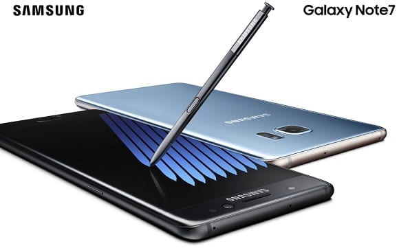 Samsung Galaxy Note 7 Featured