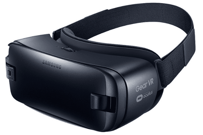 Samsung Gear VR Powered by Oculus
