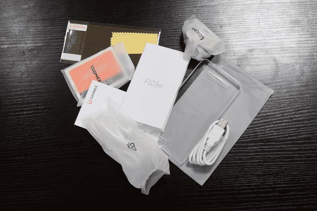 Gionee F103 Pro Accessories