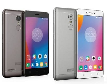 Lenovo K6 Note Featured