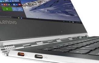 Lenovo Yoga 910 Specs & Price