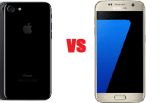 #PhoneWars: Samsung Galaxy S7 vs iPhone 7 who is the King?