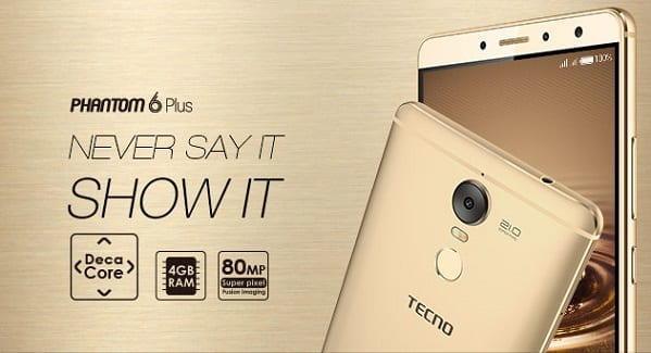 Tecno Phantom 6 Featured
