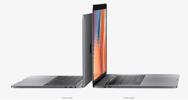 Apple MacBook Pro 15-inch and MacBook Pro 13-inch (2016)