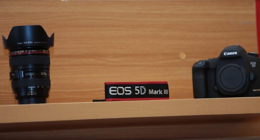 Canono EoS 5D Mark III