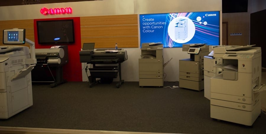 Canon Printers and Photocopiers