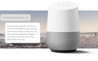 Google Home Smart Speaker Feature & Price