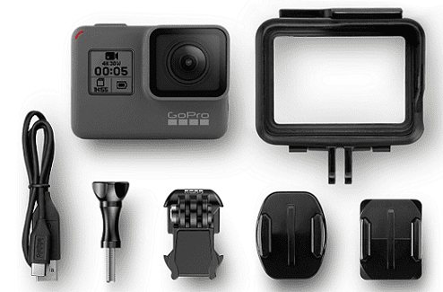 GoPro Hero5 Black Action Cam Specs & Price