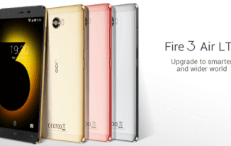 Innjoo Fire 3 Air LTE Specs & Price