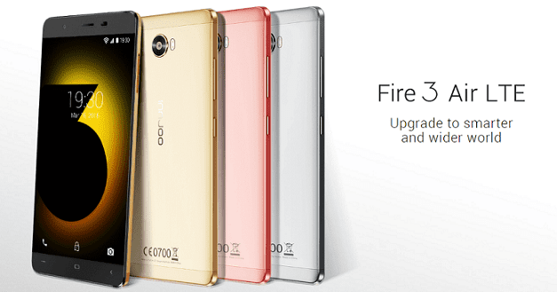 Innjoo Fire 3 Air LTE Featured
