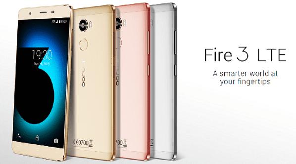 Innjoo Fire 3 LTE Specs & Price