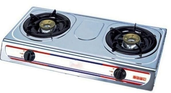 Cooking Appliance - 2-Burner Gas Cooker
