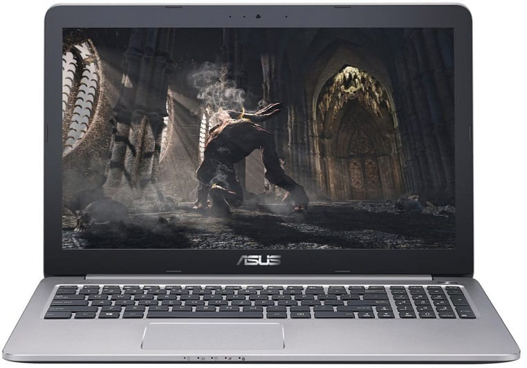 ASUS K501UW-AB78 with NVIDIA Geforce GTX 960M