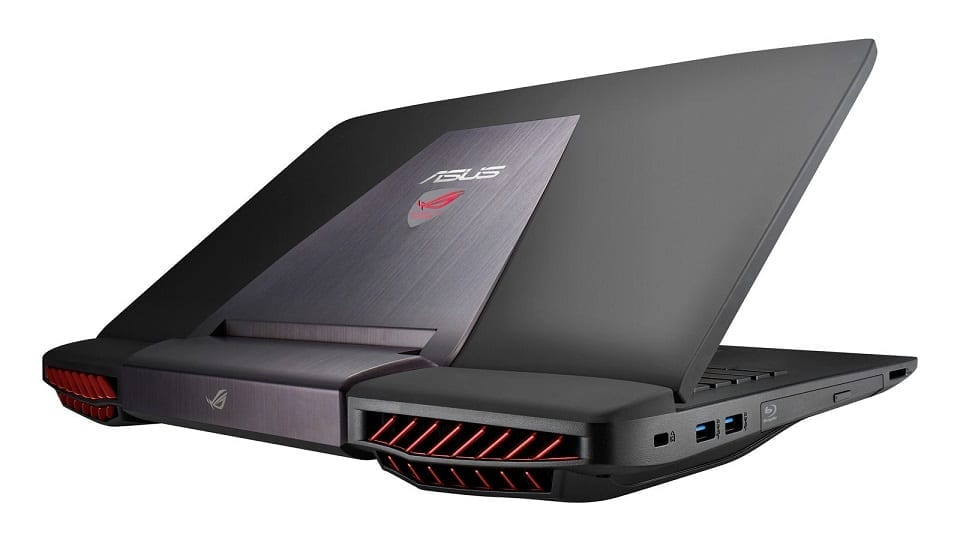 ASUS Republic of Gamers G751JY with GeForce GTX 980M