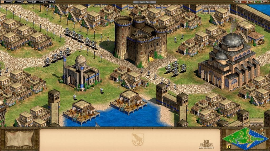 Age of Empires 2 HD Version