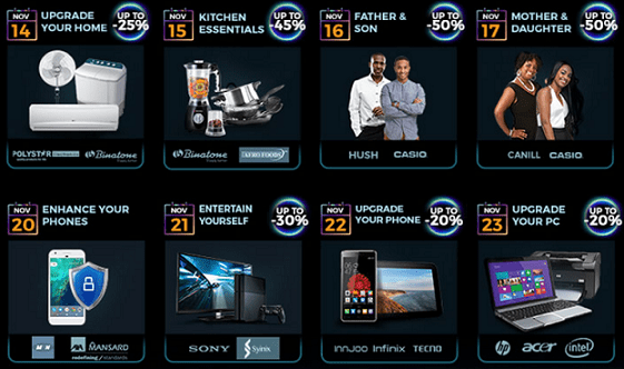 Black Friday Deals 2018 From Jumia In Nigeria Kenya Ghana