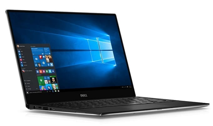 Dell XPS 13 2016 Black Friday Laptops Deals