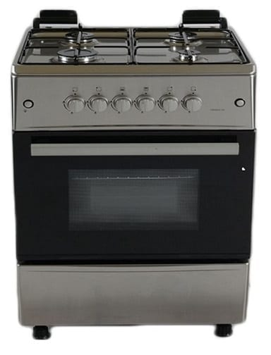 Gas Cooker with Oven Burner