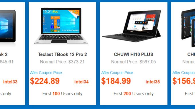 4 Tablets to Buy as 11 11 Sales Begins