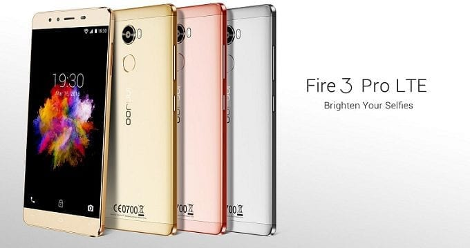 Innjoo Fire 3 Pro LTE Specs & Price