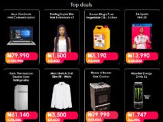 Jumia Black Friday Top Deals