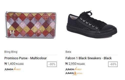 Jumia Local Example