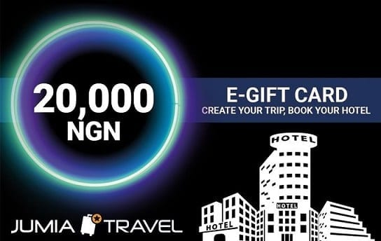 Jumia Travel Black Friday Voucher