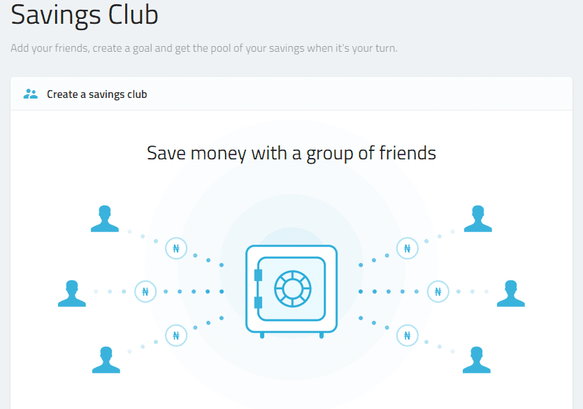 PayWithCapture Saving Club