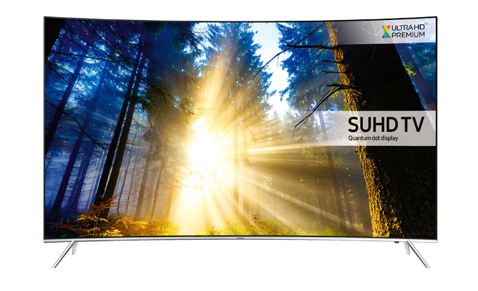 Samsung KS7500 SUHD 4K TV